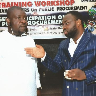 2-Level Training Workshop for MSMEs in Kogi State