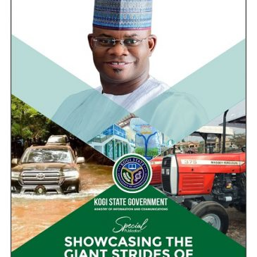 The Giant Stride Of Governor Yahaya Bello